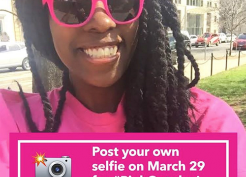 Planned Parenthood's #PinkOutDay Has Supporters Flocking to Social Media