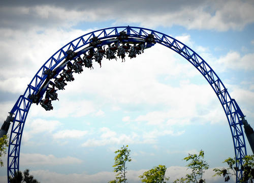 Roller Coasters Help You Pass Kidney Stones?!?!