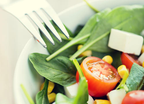 New Review Says Vegetarian Diets Are Really Freaking Healthy