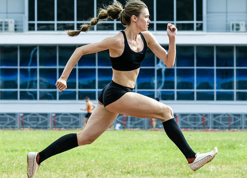 Want to Increase Your Running Endurance? Compression Gear Can Help