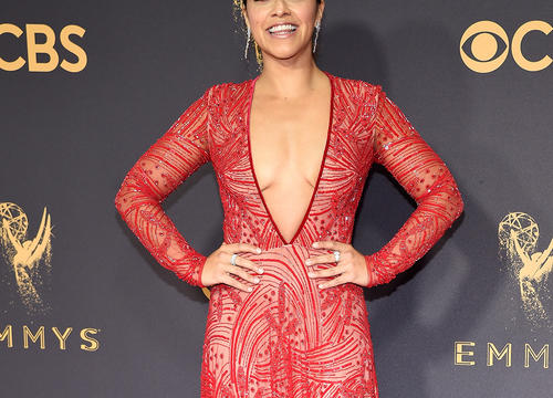This Video of Gina Rodriguez Will Make You Want to Kick Something