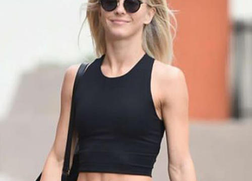 Julianne Hough Is Training for Her Next Role and It Looks Tough AF