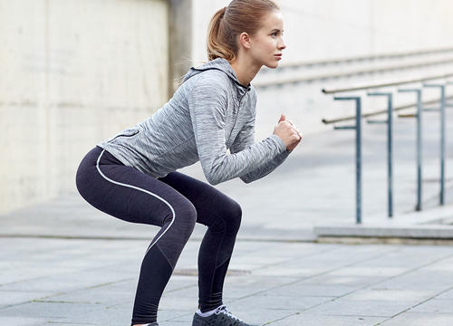 This Tabata Butt Workout Will Tone Your Booty Like Whoa