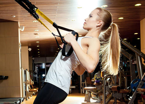 New Study Shows TRX Is an Effective Total-Body Workout
