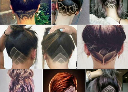 The Undercut Is the Fit-Girl Hair Trend You Need to Try for Summer