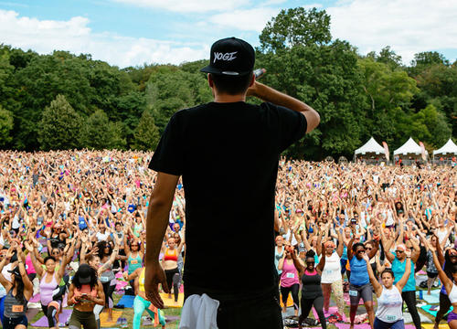 Are Fitness Festivals the New Music Festivals?