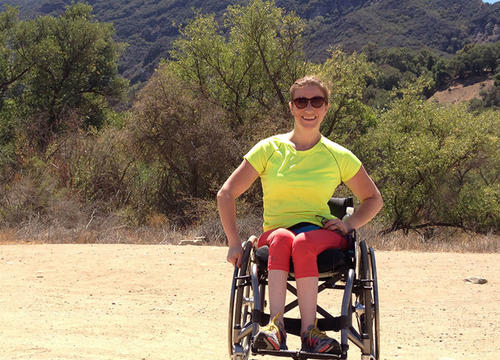 What People Don't Know About Staying Fit In a Wheelchair