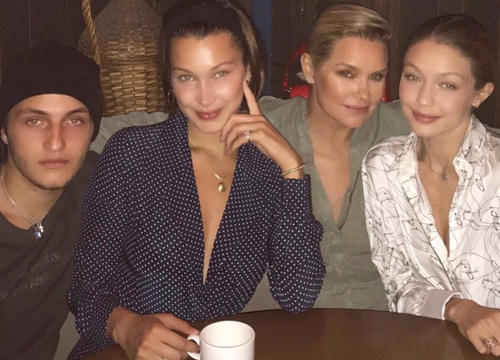Yolanda Hadid Reveals She Contemplated Suicide While Battling Lyme Disease