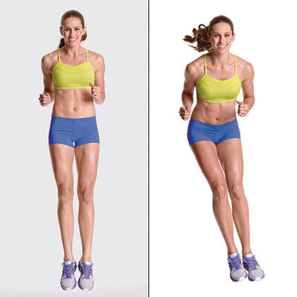 The Skinny Jeans Lower-Body Workout Routine for Women | Shape Magazine