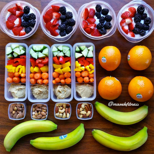 Watch Healthy After-School Snack Ideas video