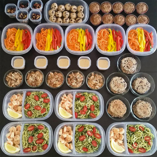7 Clean Eating Meal-Prep Recipes for the Work Week 7 Clean Eating Meal-Prep Recipes for the Work Week new pics