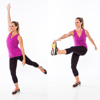 Vertical Abs Workout 6 Standing Abs Exercises For A Flat