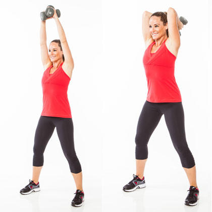 how to get wider shoulders with dumbbells