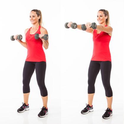 Triceps Chop