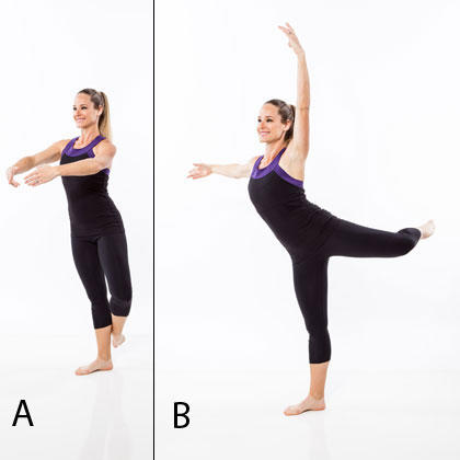Combo Workout Plan: Kickboxing Training and Ballet Dance ...