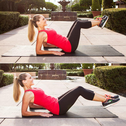how to lose lower belly fat female