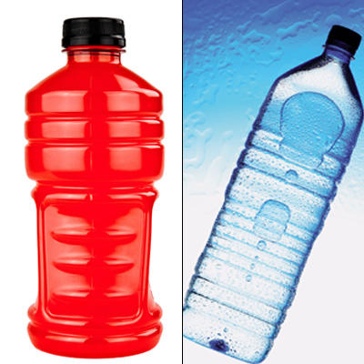 sports drinks vs water Know the ingredients in sports drinks vs energy drinks to make a better choice about when, or if, your tween or teen athlete should consume them.