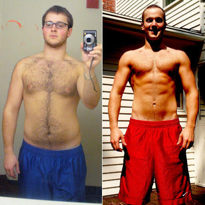 Fat to Fitness Expert     Personal Trainers      Before and After     Shape Magazine