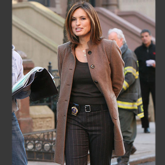 Mariska Hargitay Shares Her Healthy Living Tips Shape