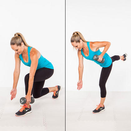 Fat Burning Workout Routine To Lose Your Muffin Top