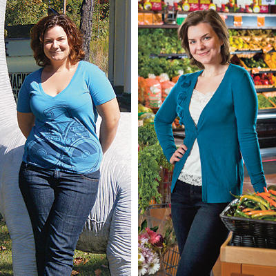 Lose weight fresh fruit and vegetables