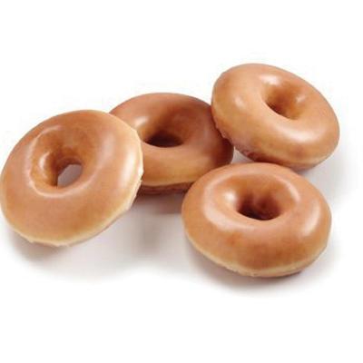 Calories Krispy Kreme Cake Donut