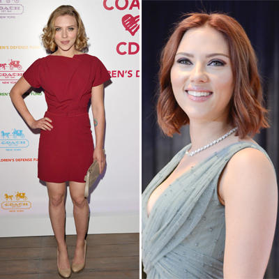 Remarkable Celebrity Hair Celeb Hairstyles You Could Try Shape Magazine Short Hairstyles Gunalazisus