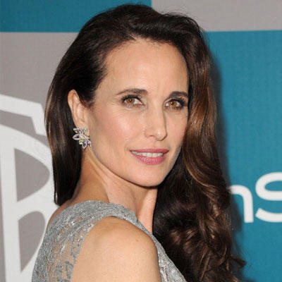 andie macdowell height