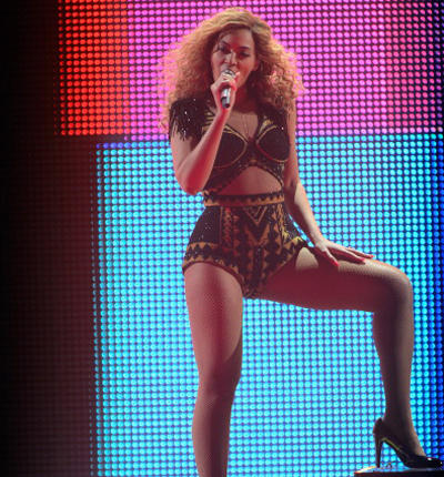 Photos of Beyoncé Concert Outfits | Shape Magazine