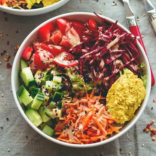 lack rice salad