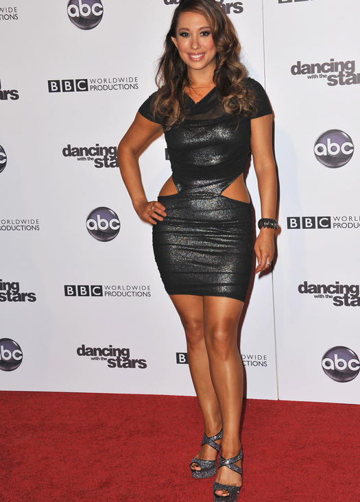 Toning Dancing With The Stars Shape Magazine