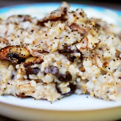 Savory oatmeal cookie recipes