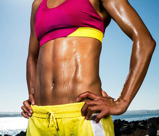 A Runner Shapes Up A Tired Staircase: Running Tips: 9 Women Share The Moment They Became A