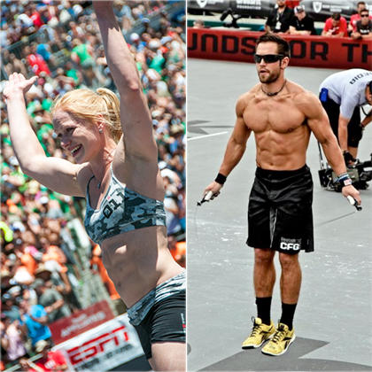 The Fittest People on Earth