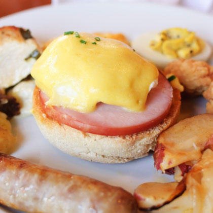 12 Brunch Orders Worse than a Steak Dinner and Healthy Brunch ...