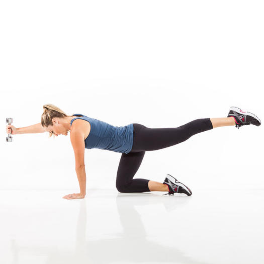 The 4 Best Cardio Circuit Moves for Apple-Shaped Bodies