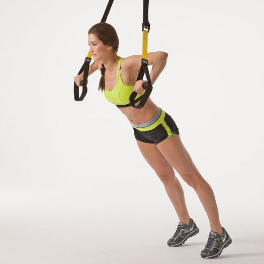 TRX Workout Plan: 7 Suspension Training Exercises to Tone Your Whole ...