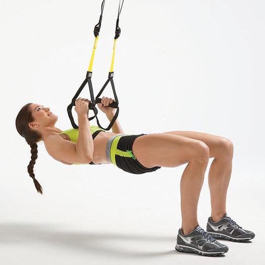 TRX Workout Plan: 7 Suspension Training Exercises to Tone ...