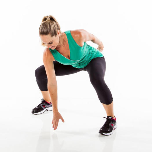 No Equipment Lower Body Workout Routine For Thinner Thighs