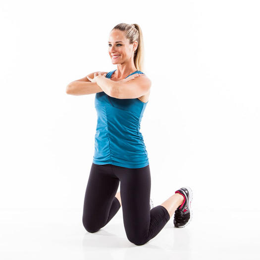 Circuit Workout Plan: 6 Lower-Abs Exercises For A Flat