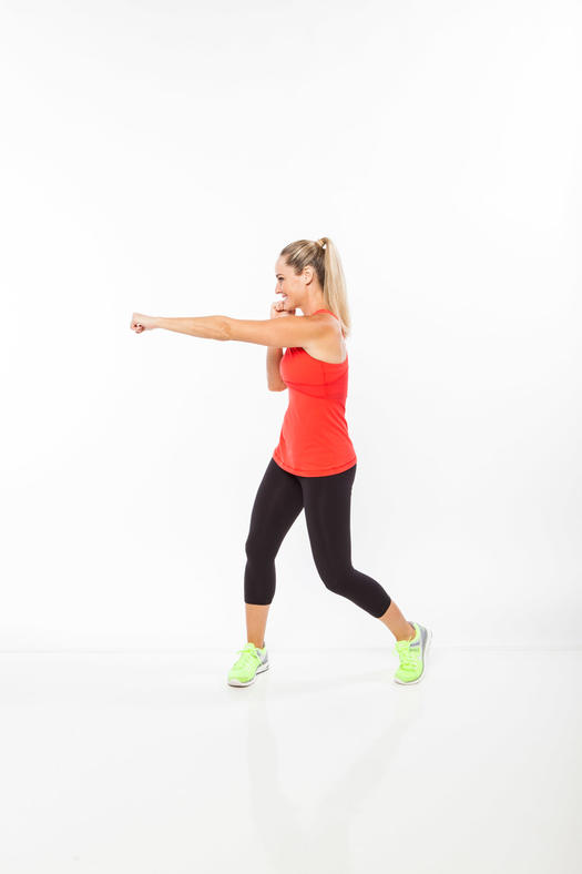 Boxing Workouts For A Knockout Body Shape Magazine