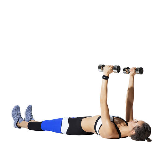Total-Body Dumbbell Workout To Fix Muscule Imbalances