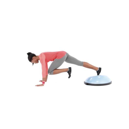 Bosu Ball Ankle Exercises: Shape Magazine
