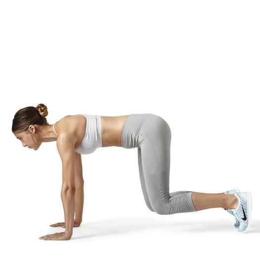 Balance Ball Kick: Intense Core Workout With Bodyweight
