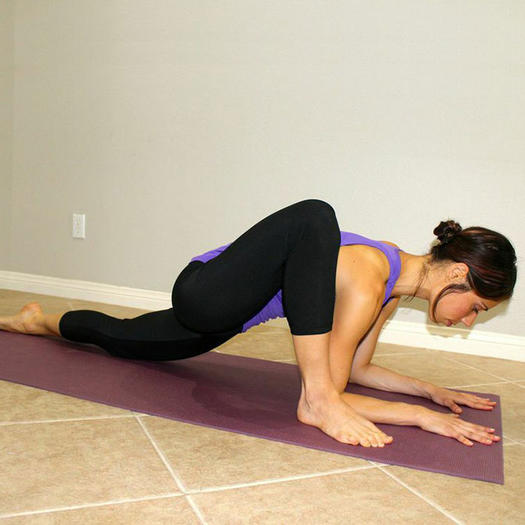 Yoga Poses 10 Minute Workout For Muscle Tone