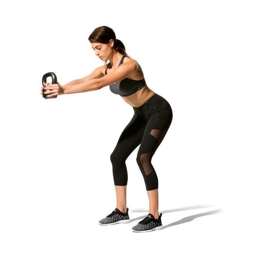 Kettlebell Back Workout: Kettlebell Workout For Better