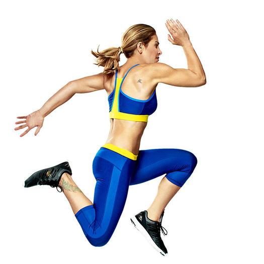 Jillian michaels fat melting bodyweight workout from