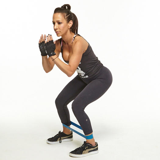 A Kick-Butt Workout Using Great-for-Glutes Gym Equipment