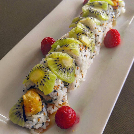 Frushi: Fruit Sushi Instagrams | Shape Magazine
