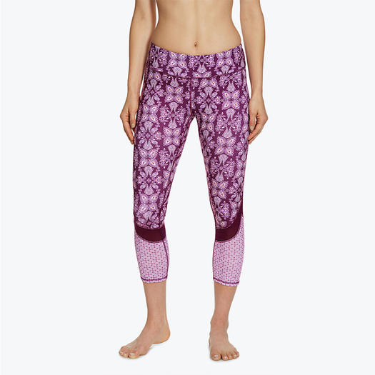 10 Seriously Cute Workout Capris | Shape Magazine